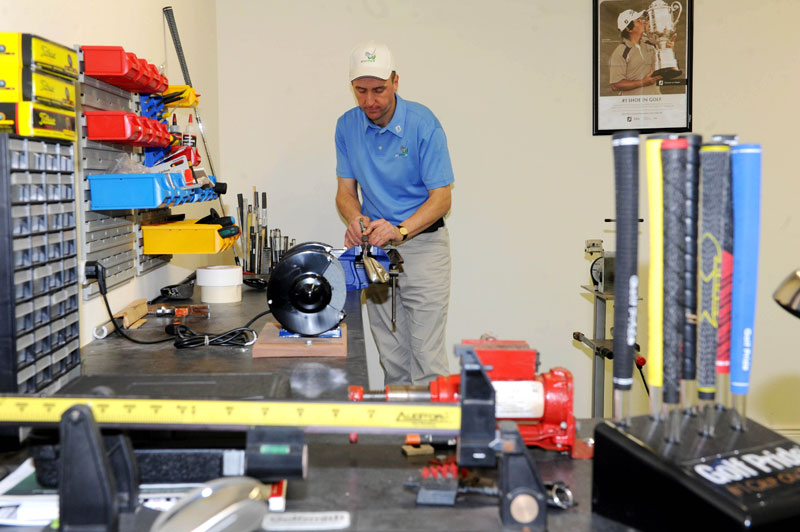 Club Repairs, Alterations and Custom Fitting