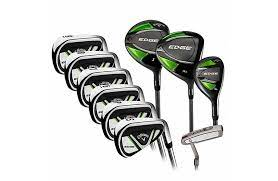 Types of Golf Clubs – A beginners guide