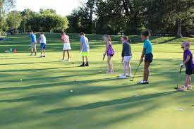 Junior Golf In Killarney 2021